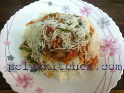 Polys kitchen collection of bangladeshi recipes tomato tandoori rice forumfinder Choice Image
